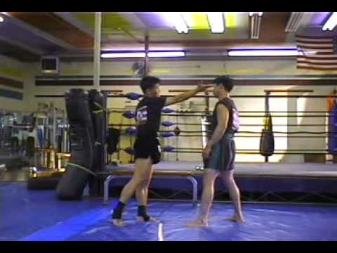 Mechanics of Thailands Muay Thai Part 2
