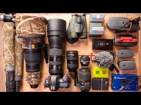 TRAVELING With Your PHOTO GEAR - How To Bring 20 Kilos In Your Hand Luggage