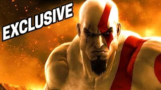 The Untold Truth Of God Of War's Kratos
