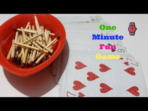One Minute Lucky game ♠♥♣♦🃏 punctuality Game ♠♥♣♦Punctuality Idea