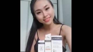 Review Cảm Nhận Về Bộ 3 Kem Trị Mụn Oriskin Acne Cream của bạn Linh Phạm