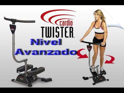 Cardio Twister Avanzado Español Completo Youtube