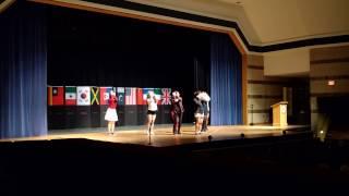 Evolution of KPOP Dance: CHS International Night 2017