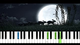 Sam Smith - Fire On Fire (Piano Instrumental Tutorial) for singers