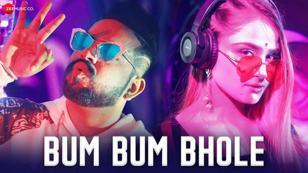Bum Bum Bhole - Official Music Video | Srishti Bhandari | Joydeb Mondal | Kajal Naskar | Honey Pahwa