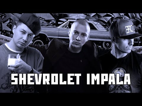 St1m Feat. Oxxxymiron And Карандаш - Chevrolet Impala (Produced By Kakagawa)