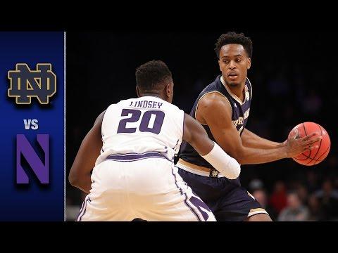 Notre Dame vs. Northwestern Men