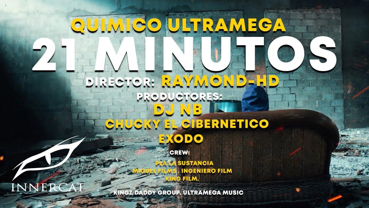 Quimico Ultra Mega - 21 Minutos (Homenaje al Rap Dominicano 🇩🇴)