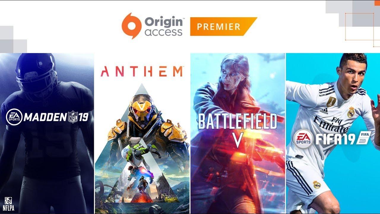 EA's Subscription Service Origin Access Premier Release Date – Variety