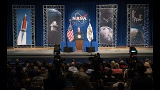 Vice President Pence Talks Future Human Space Exploration on This Week @NASA – August 24, 2018