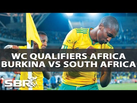 Burkina vs South Africa 08/10/16 | WC Qualifiers Africa | Predictions