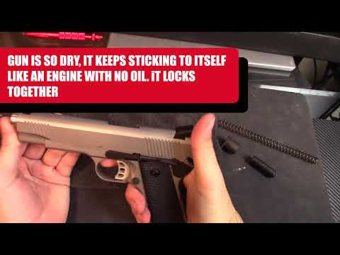 Tabletop Review Of The Tisas Zig 1911
