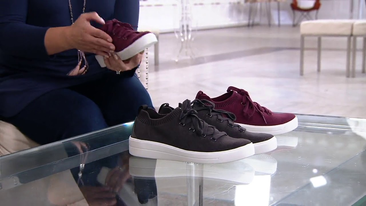 Ryka Heathered Knit Slip-On Shoes
