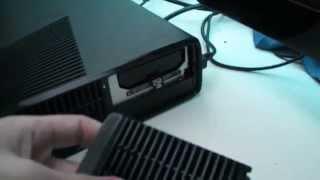 Как подключить Жесткий диск от Xbox360 к PC(Просто инструкция для не знающих или интересующихся. Видео про то как закидывать игры на XBOX: http://www.youtube.com/watc..., 2014-04-21T13:52:34.000Z)