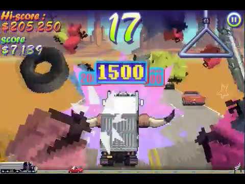 Truckers Delight video game trailer
