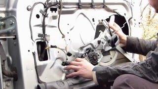 Comment démonter le mécanisme de lève vitre sur BMW E36