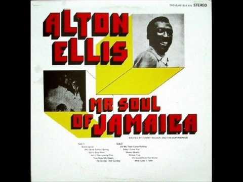 Alton Ellis - Ain't that loving you 1967