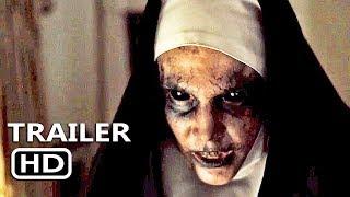 CURSE OF THE NUN Official Trailer (2018) Horror Movie