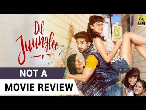 Dil Juunglee | Not A Movie Review | Sucharita Tyagi | Film Companion