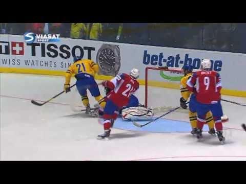 Norway-Sweden 5-4 (SO), IIHF World Championship 2011