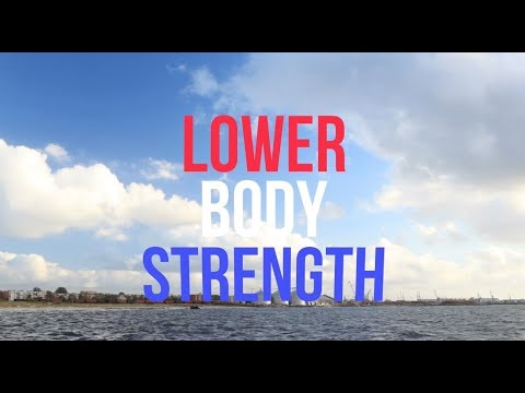 Lower Body Sailing Strength - Improve your Performance - Sailing Workout with Fitness Phil