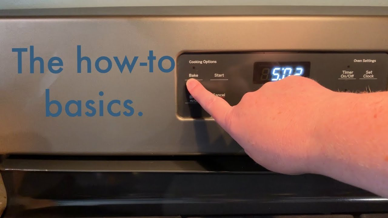 Download Using your Stove And Oven - Tutorial