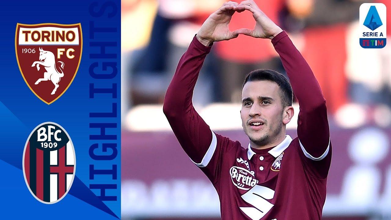 Торино  1-0  Болонья видео