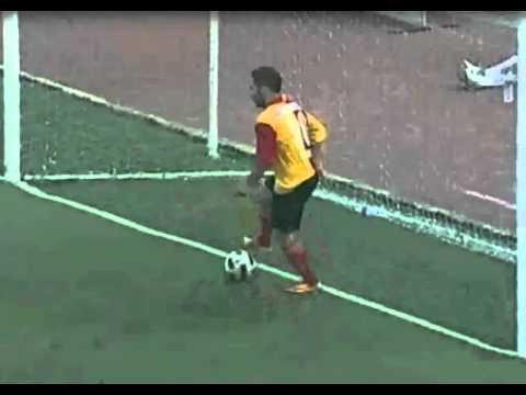 الهدف الذي حير جميع لاعبي كرة القدم