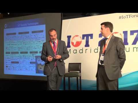 IoT Madrid Forum - PANEL IoT CIBERSECURITY / ISMS - Jorge Hurtado y Juan Miguel Velasco