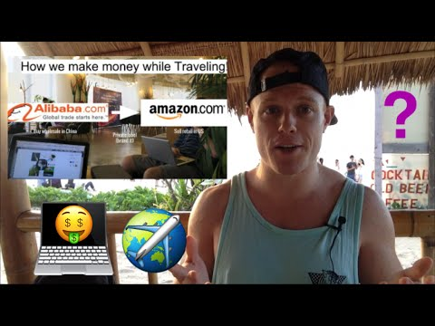 "The ""Amazon Method"" 101: Exactly How we Make $4,000/mo Online 🌏 💻 (Private-Label FBA Importing)"