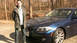 Roadfly.com - 2011 BMW 5 Series 535i Road Test & Review