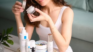 Как ухаживаю за собой Новая косметика макияж укладка тренировка