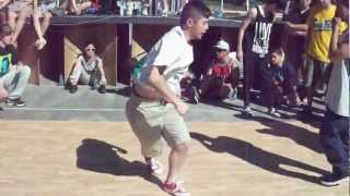 Gambar cover Doing It In the Park 2012 Pre-Lims: Yo Yes Squad v. Unleashed Reflexes