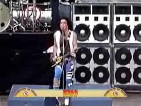 Kiss   Crazy Crazy Nights   Schweinfurt, Germany 27 08 1988 Monsters Of Rock '88   HQ)