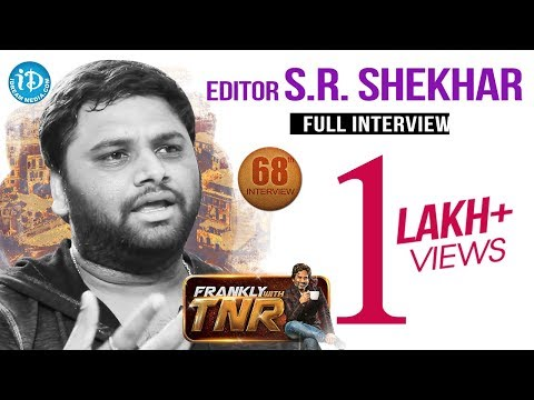 Frankly With TNR #68 Full Interview    Talking Movies With iDream #422
