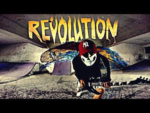 TomKarp - Revolution (Chris de Burgh recall) (feat. Triz x Cross x Ernest Kozłowski)