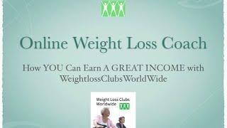 Weight Loss Coach Salary weightlossclubsworldwide Weight Loss Coach Training