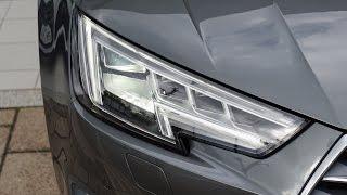 【走り!インプレッション】New Audi A4 2.0TFSI quattro sport