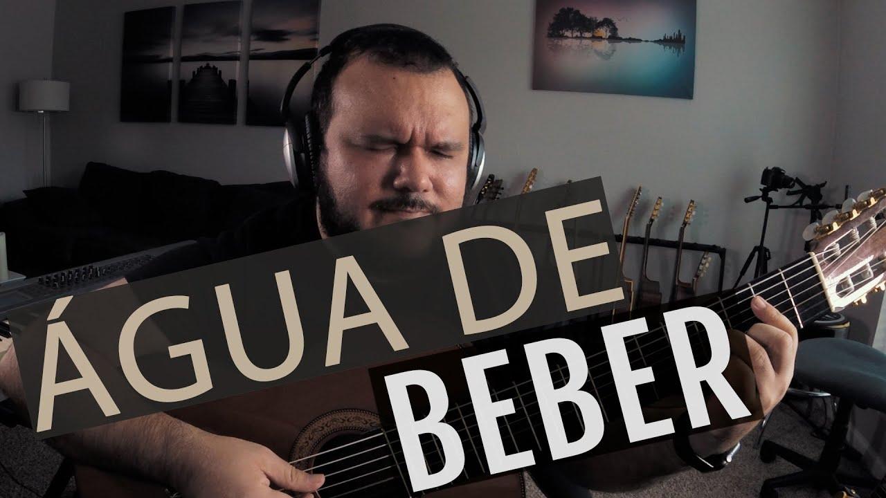 Agua de Beber | Guitar