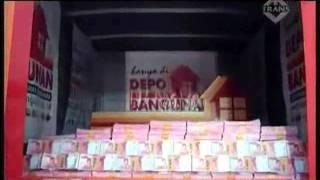 Depo Bangunan Supermarket Bahan Bangunan Berhadiah 5 Milyar (iklan)