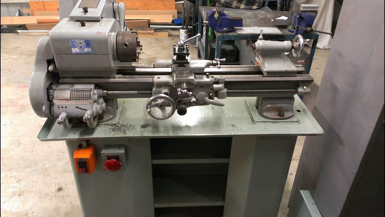 Sheraton Lathe 9 Quot A South Bend Hercus Boxford Myford Atlas