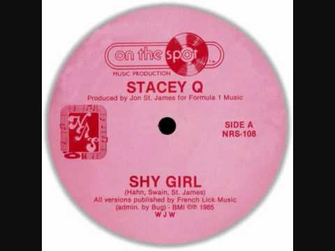 STACEY Q   SHY GIRL