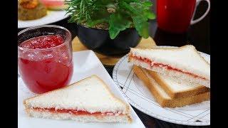তরমুজের জেলি ( জেলাটিন ছারা ) Watermelon Jelly (Without Gelatin) Tormujer jelly / Bangladeshi Jelly
