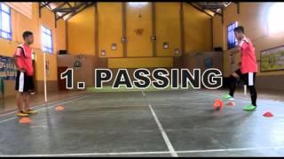 Tutorial Teknik Dasar Futsal