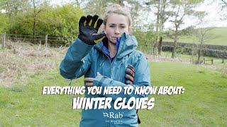 Winter Gloves Explained