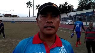 Lampung FC Imbangi Permainan Arema Indonesia   Bayu Saputra SH II Tribun Lampung