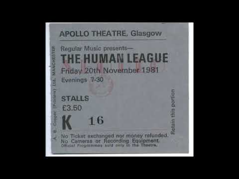 Human League The Making of Dare Part 2