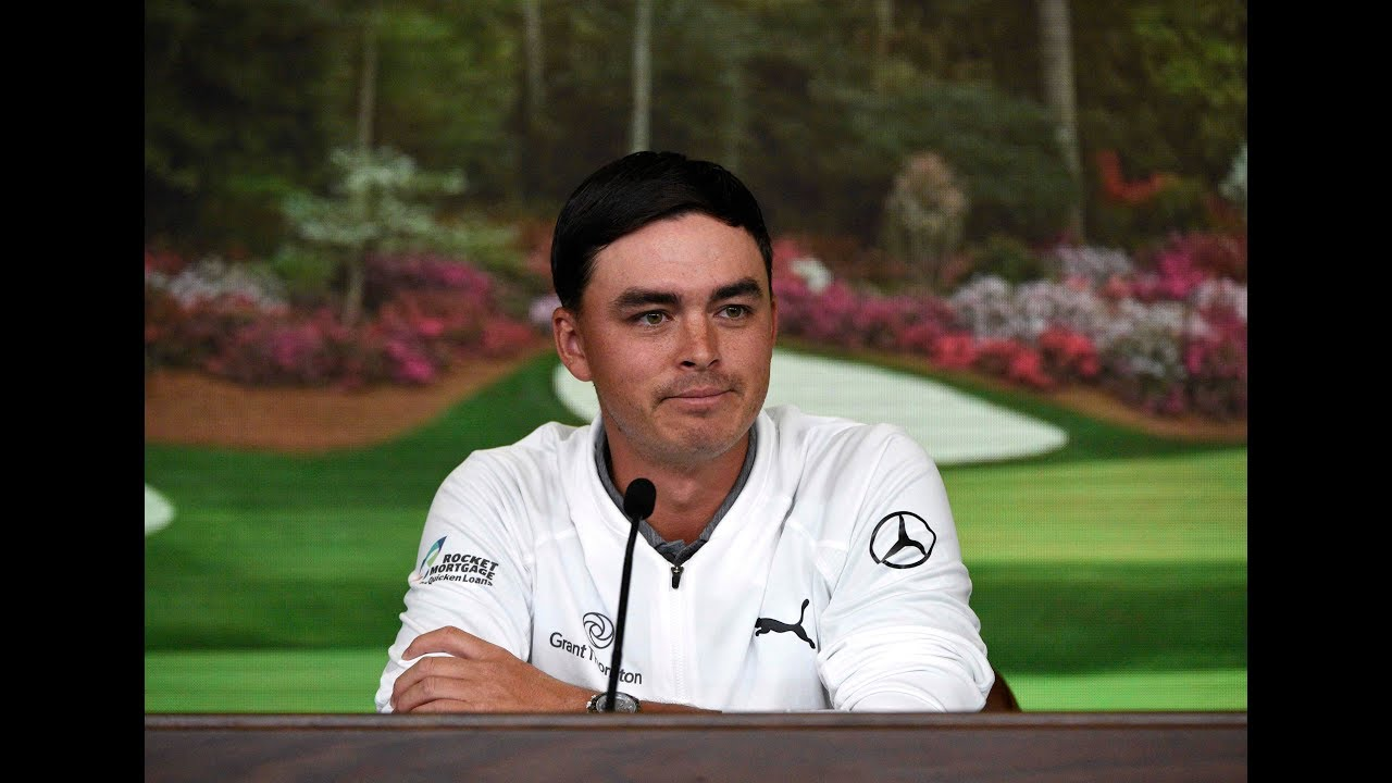 Rickie Fowler Sunday Press Conference Highlights