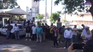 Toman comerciantes Ayuntamiento de Cuernavaca; manifiestan apoyo a Cuauhtémoc Blanco