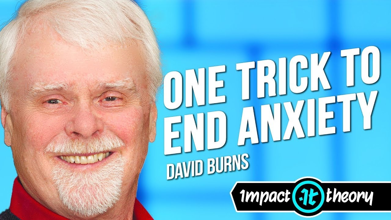 Stanford Psychiatrist Reveals How Cognitive Therapy Can Cure Your Depression and Anxiety
